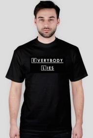 Koszulka Dr House - Everybody Lies