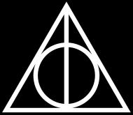 Koszulka Harry Potter Insygnia Śmierci