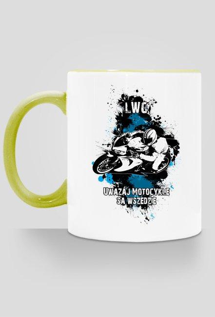 LWG Kubek motocyklisty