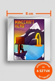 Minecraft HERO - Wlepa!