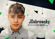 JDabrowsky - NEW BRANDING PLAKAT