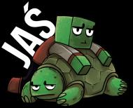Żółwiki - Męskie - wszystkie kolory!