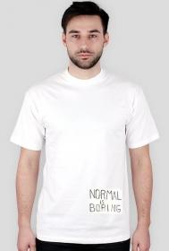 Normali is boring męska