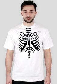 Dawca narządów - koszulka męska