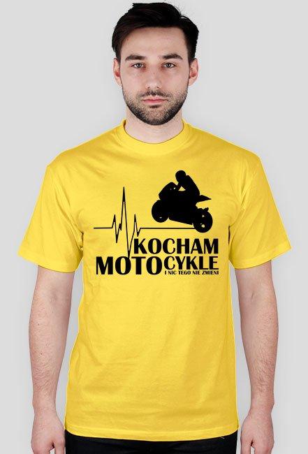 Kocham motocykle i nic tego nie zmieni koszulka