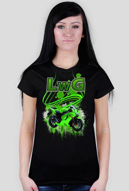LwG Kawasaki Ninja WM  - koszulka
