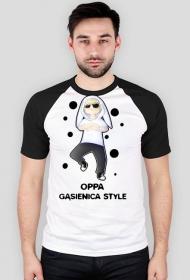 Gąsiennica Style!- koszulka męska2