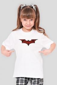 Koszulka Bat Adwe [Czerwona] [Dziewczęca]