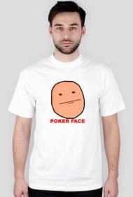 poker face z napisem komixxy