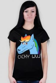 Cichy Koń! (laski)