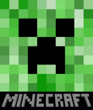 Minecraft Creeper napis
