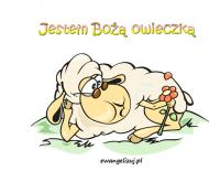 jestem Bożą owieczką