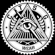 CTSG Wear (przypinki)