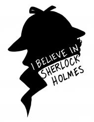 sherlock bbc i believe in sherlock holmes męska