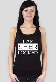 Sherlocked damska - na ramiączkach