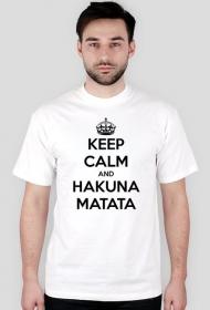 Koszulka męska - Hakuna Matata