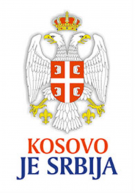 Kosowo jest serbskie, męska.