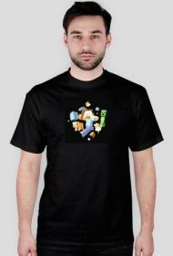 koszulki minecraft