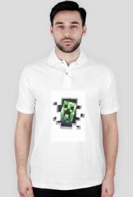 koszula minecraft