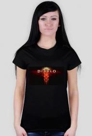 koszulka damska diablo 3 nr 1