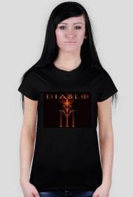 koszulka damska diablo 3 nr 2