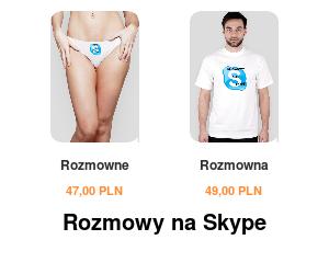 Rozmowy na Skype