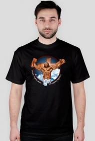 Fuck your sins koszulka czarna