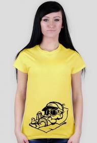 Bobas - koszulka dla kobiet w ciąży