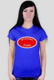Koszulka Wzorowa żona