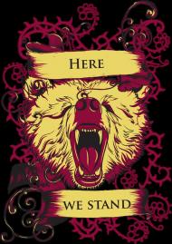 koszulka Gra o tron - Mormont damska