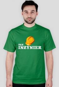 Koszulka Pan inżynier