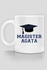 Kubek Magister z imieniem