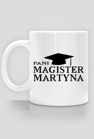 Pani Magister Martyna
