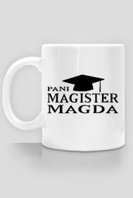 Pani magister z imieniem