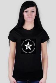 Klub 27 - koszulka damska czarna