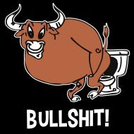 Bullshit - koszulka damska