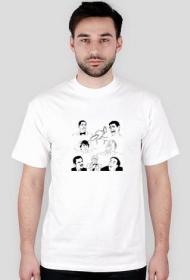 Koszulka Komixxy - postacie