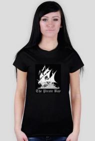 Pirate Bay koszulka damska