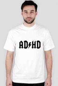 koszulka ADHD biała