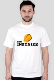 Prezent dla inżyniera - koszulka biała