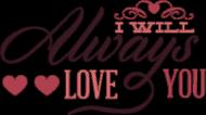 Kubek I will always love you