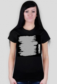 Koszulka dla grafików damska