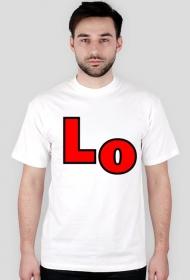 Koszulka dla zakochanych - Love męska