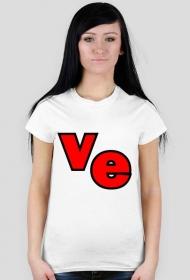 Koszulka dla zakochanych - Love damska