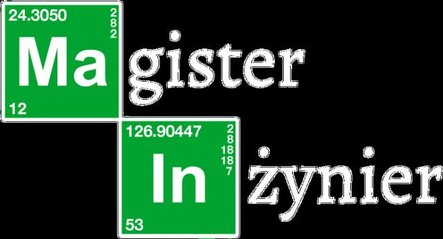Koszulka Magister Inżynier