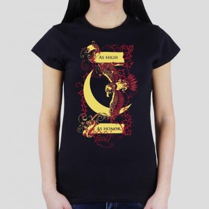 Gra o tron - House Arryn koszulka damska