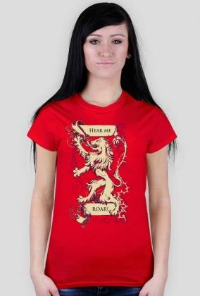 Gra o tron - Lannister koszulka damska