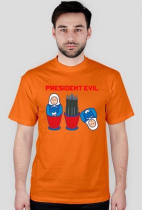 Koszulka z Putinem - President Evil