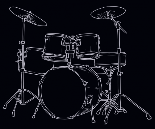 Koszulka perkusja