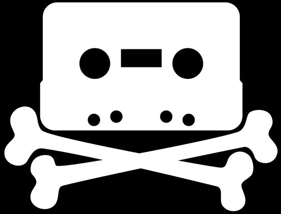Koszulka kaseta piracka